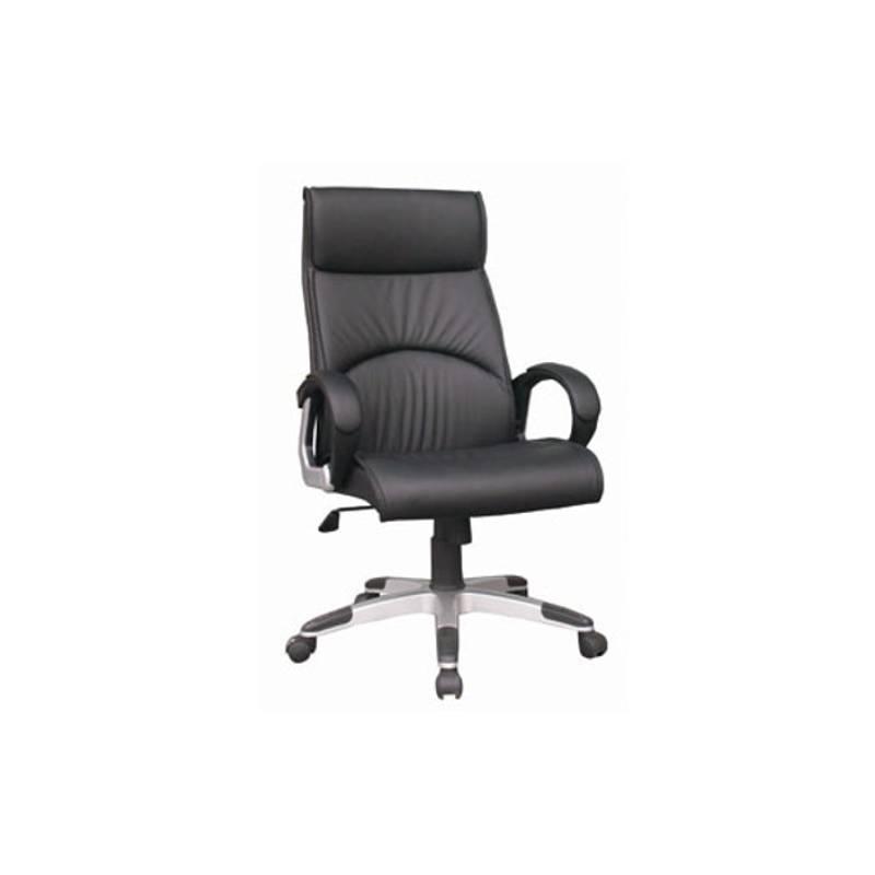 Cadeiras Executive encosto alto e apoio de braços em nylon