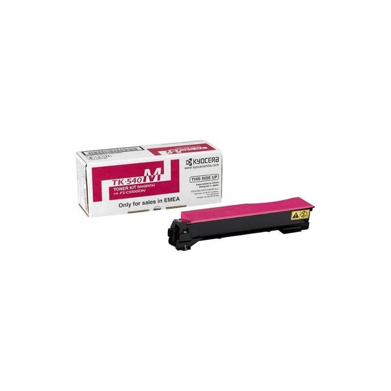 Toner Kyocera TK540M magenta para FS-C5100DN