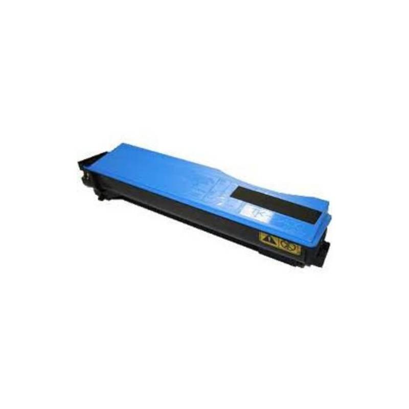 Toner compatível com Kyocera TK-540C Azul