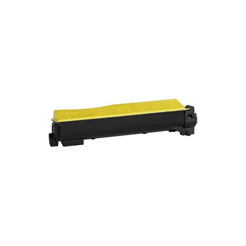 Toner compatível com Kyocera TK-540Y