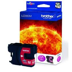 Tinteiro Brother LC980M Magenta