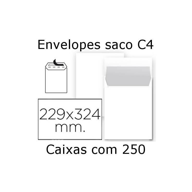 Envelopes Brancos C4 (229X324mm) autodesk