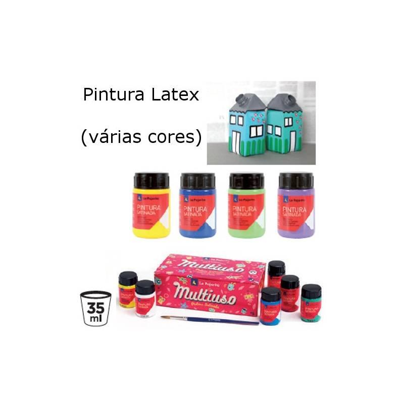 Tintas latex La Pajarita