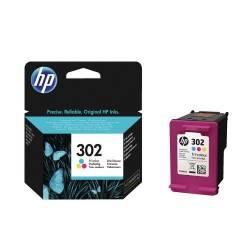 Tinteiro HP 302 cores
