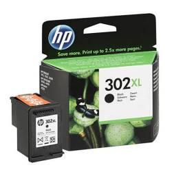 Tinteiro HP 302 preto