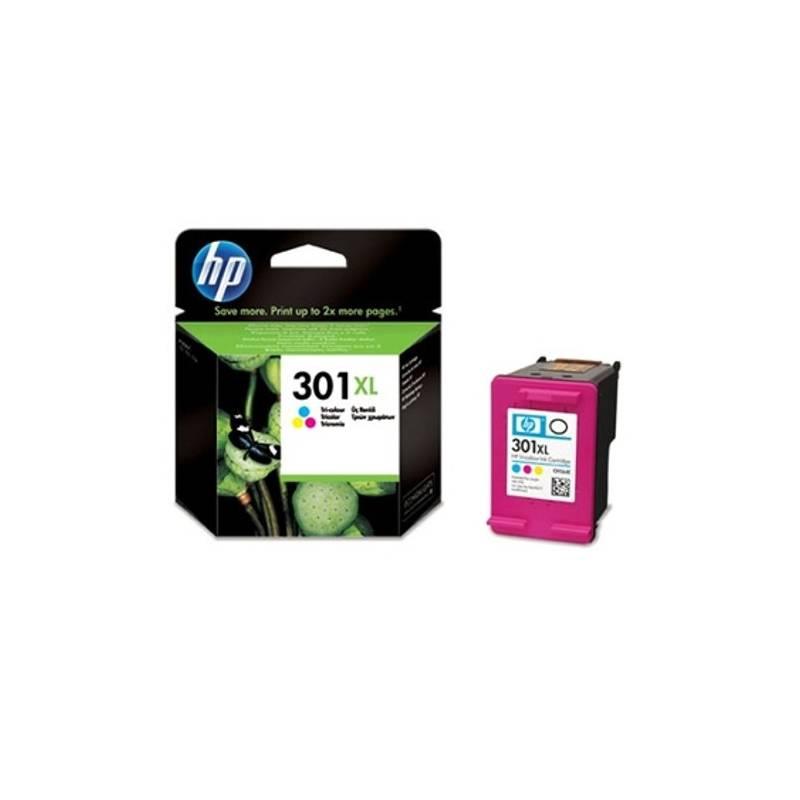 HP 301XL cores