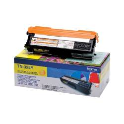 Toner Brother TN328Y Amarelo