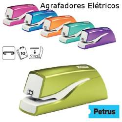 Agrafadores elétricos Petrus WoW E-310