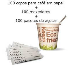 Kits Eco Friendly para café