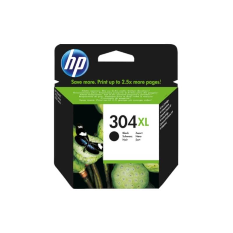 Tinteiros HP 304XL pretos (N9K08A)