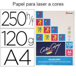 Papel Color Copy brilhante A4 de 120 gr