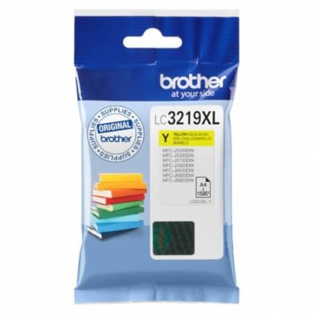 Tinteiros Brother LC3219XLBK pretos de alta capacidade