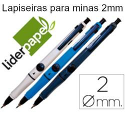 Lapiseiras de cores sortidas para minas de 2mm