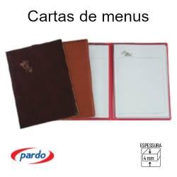 Cartas de menus
