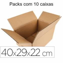 Caixas de cartão 40x29x22cm