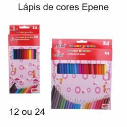 Lápis de cores baratos Epene