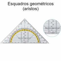 Esquadros geométricos (aristos)