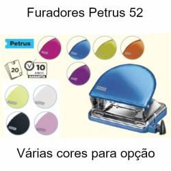 Furadores de papel Petrus 52