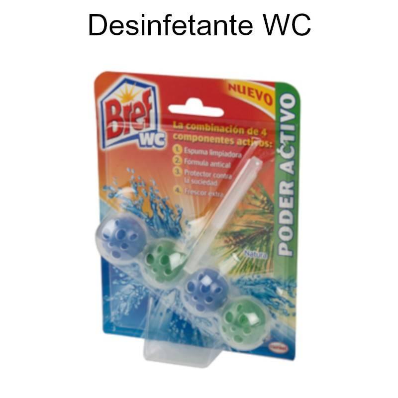 Desinfectantes para sanitas