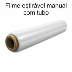 Filme estensível manual com tubo