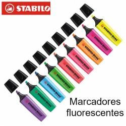 Marcadores fluorescentes Stabilo Boss 70 Original