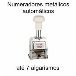 Numeradores automáticos Eagle de 7 dígitos