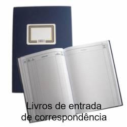 Livros de entrada de correspondência