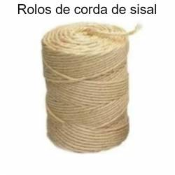 Cordas de sisal