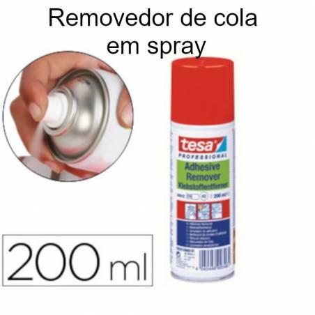 Removedor de cola em spray TESA