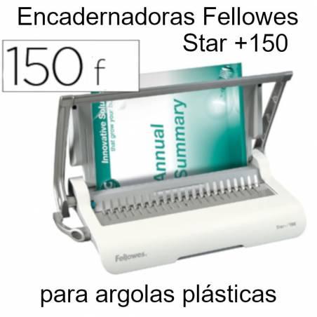 Encadernadoras Fellowes Star +150