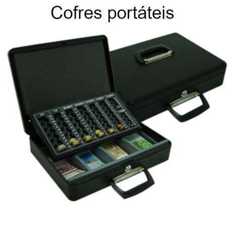 Cofres portáteis