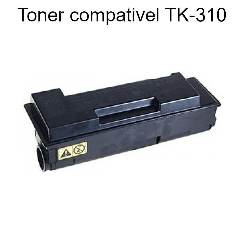 Toner compatível com Kyocera TK-310