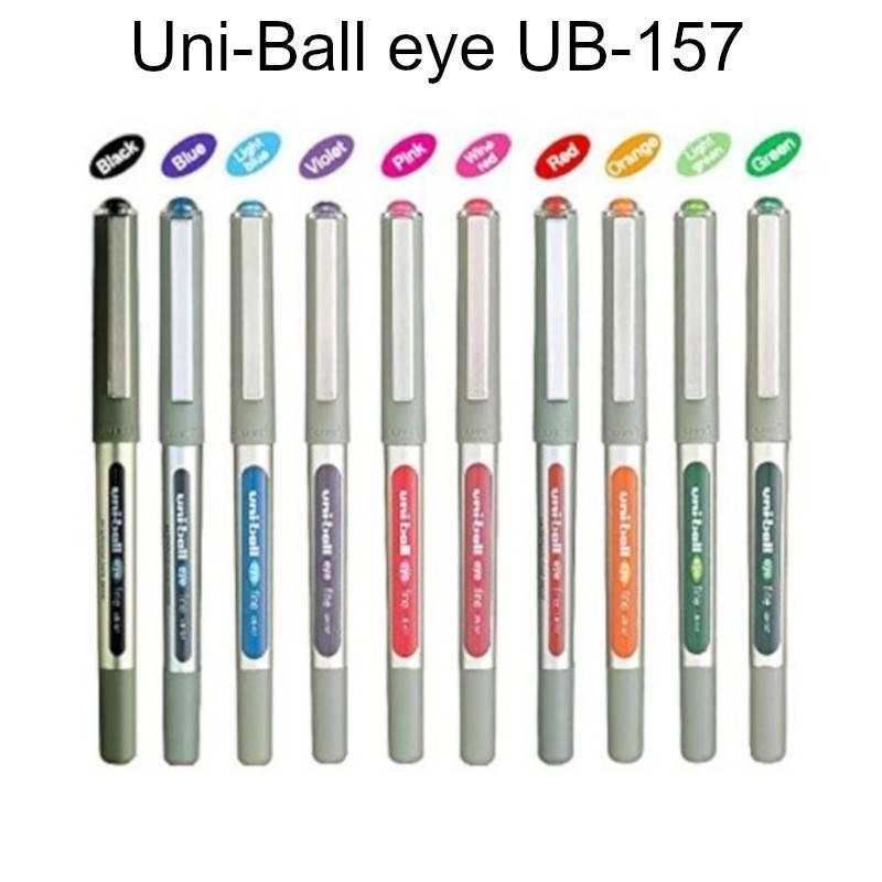 Canetas Uni-Ball eye UB-157