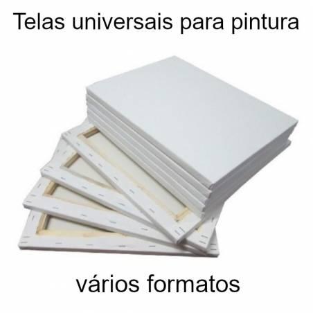 Telas universais para pintura