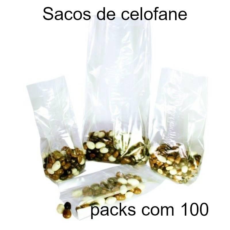 sacos de celofane