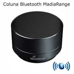 Colunas Bluetooth MediaRange