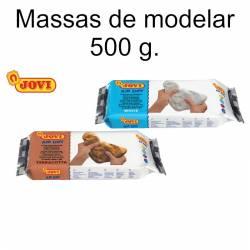 Pasta para modelar 500 g. Jovi