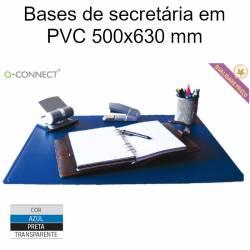 Bases de secretária em PVC 500x630 mm
