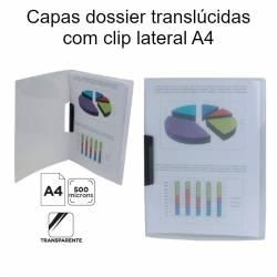 Capas dossier translúcidas...