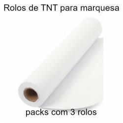 Rolos de papel TNT para marquesas