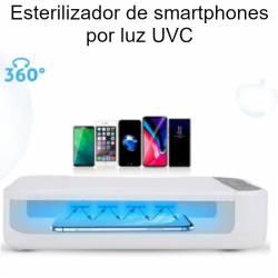 Esterilizadores UVC para...