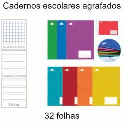 Cadernos escolares A5...
