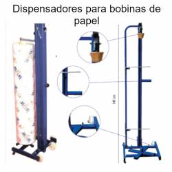 Dispensadores para bobinas...
