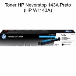 Toner HP Neverstop 143A Preto (W1143A)