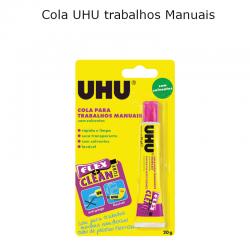Cola UHU Trabalhos Manuais