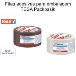 Fitas adesivas para embalagem TESA Packbasik