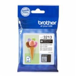 Tinteiros Brother LC-3213BK pretos de alta capacidade