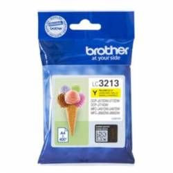 Tinteiros Brother LC-3213Y amarelos de alta capacidade