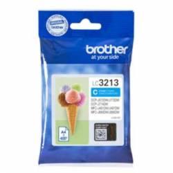 Tinteiros Brother LC-3213C azuis de alta capacidade