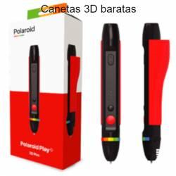 Canetas 3D Polaroid baratas